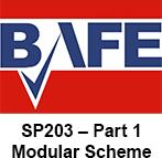 BAFE SP203 Part 1 Modular Scheme