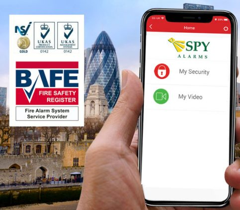 Business Security London