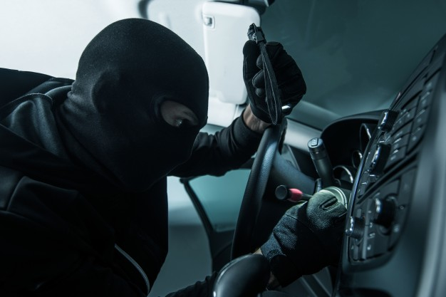 Vehicle Crime – Stay Safe, Don't be a Victim