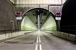 New Fire Systems Tested At Dartford Tunnel in May 2014
