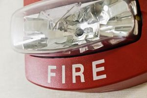 New Year's Resolution – Test Your Smoke Alarm