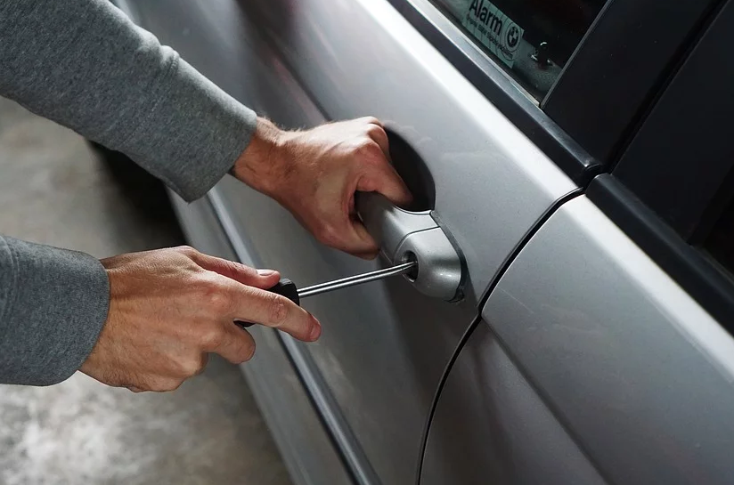 5 Tricks For Preventing Vehicle Theft
