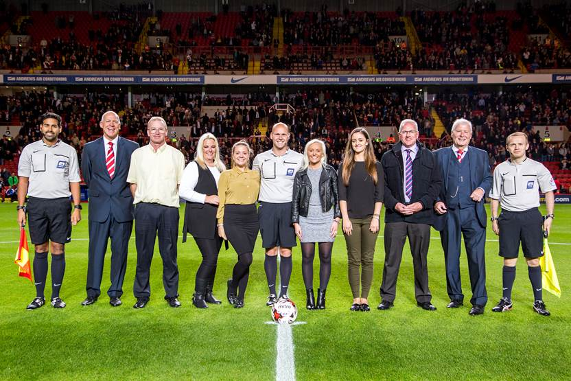 Spy Alarms Stadium Security – Match Sponsors At Charlton Vs Huddersfield