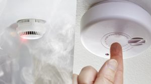 Heat Detectors Or Smoke Alarms – What's The Difference?