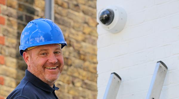 Home CCTV London
